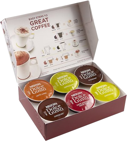 dolce gusto box